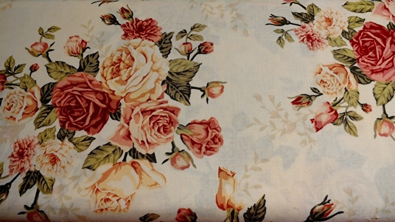 Stof DK Rosies Garden Style MS 14-001