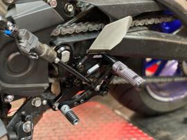 Remschakelset type 3.5 Yamaha MT09 2013 - 2016