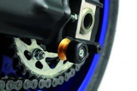 SC06 racing stand support / bobbin M6 met protector