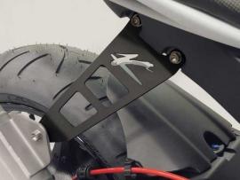 Uitlaat steun RM01S04 Suzuki GSX-R 1000 2007 - 2008