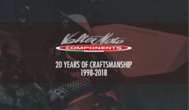 Valter Moto Racing team / dealer catalogus