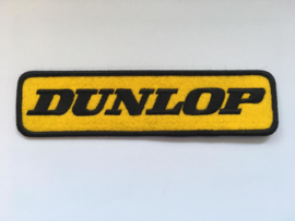 Dunlop logo yellow small