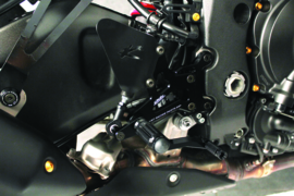 Remschakelset PET004 type 1.5 Triumph Speed Triple 2005 - 2010