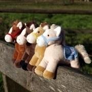 Bewegend speelgoed paardje