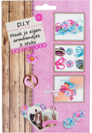 D.I.Y. Armbandjes - lovely horses