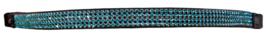 Karlslund Frontriem 4-Rows Crystals