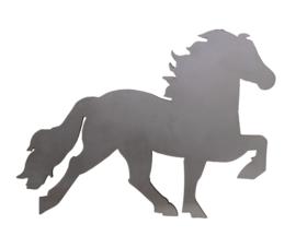 RVS IJslandse Paard