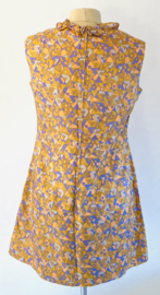 Vintage 60 Ties mini graphic dress (40)