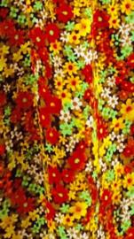 Vintage 60'ties hippie / Boho jurk (34)