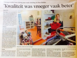 Courant opening vintage winkel Trash & Treasures