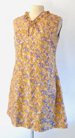 Vintage 60 Ties mini graphic dress (40)