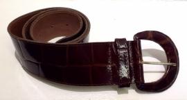 Vintage snake belt