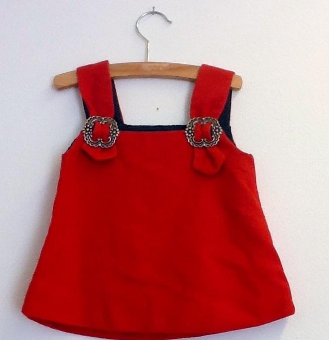 Red dress (98)
