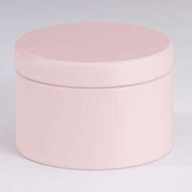Pink blikken doosje