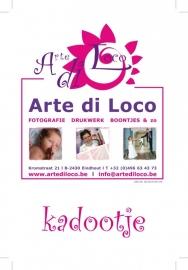 Kado-bon 5 EURO