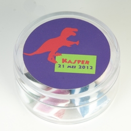 KASPER - transparant potje