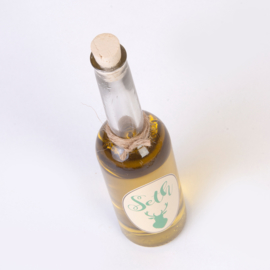 Flesje olijfolie
