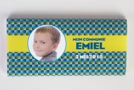 EMIEL - chocolade 100 gram