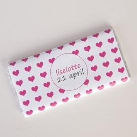 LISELOTTE - chocolade 100 gram