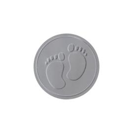 Sluitzegel voetjes