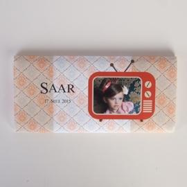 SAAR - chocolade 100 gram