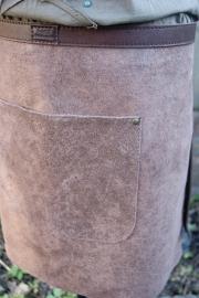 Sloof antiek bruin