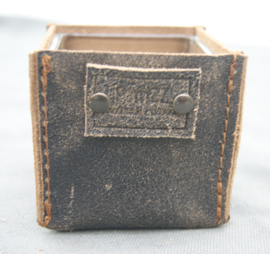 Sfeerlicht kubus vintage zwart