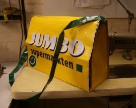 Jumbo man bag