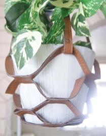 Plantenhanger Roestbruin
