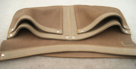 Spijkerschort XL Camel- taupe