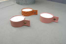 Tealight cover