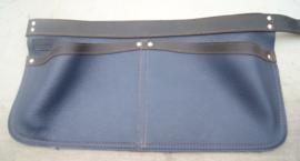 Spijkerschort Herman XL blauw