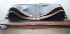 Spijkerschort black XL