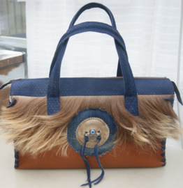 Business-Bag Blue