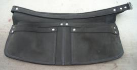 Spijkerschort Antraciet XL