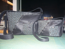 Moeder en dochter ( Mother and daughter bags)