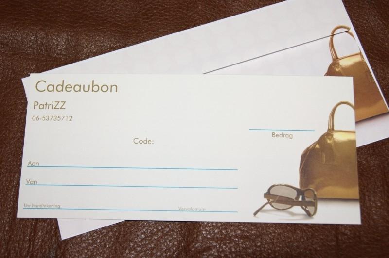 Cadeaubon 3