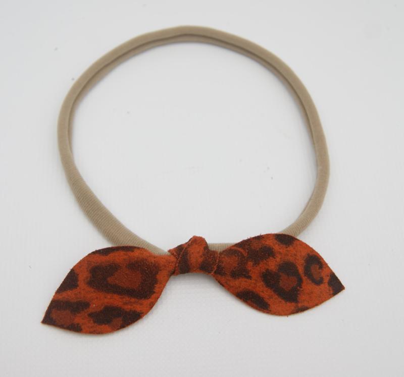 uQies luipaard oranje