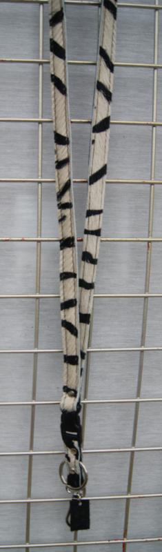 Key-cord Zebra