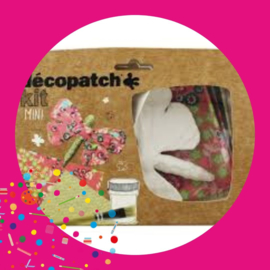 Decopatch set vlinder