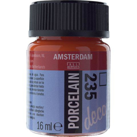 Porselein verf Amsterdam 16 ml