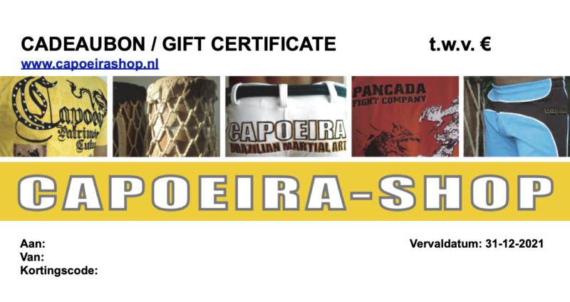 Cadeaubon /Gift Certificate 115