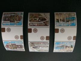 Nederlandse  Antillen 556a/558a Postfris (3)