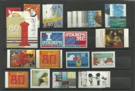Complete Jaargang 1999 Postfris