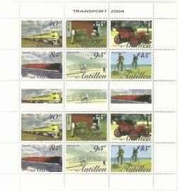 Nederlandse Antillen V1507/1512 Transport Postfris