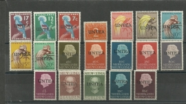 Nieuw Guinea UNTEA 1/19 Postfris