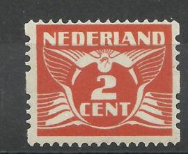 Roltanding 19 2 ct Tweezijdige Roltanding Postfris (1)
