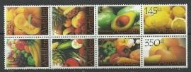 Nederlandse Antillen 1752/1759 Groente en Fruit Postfris