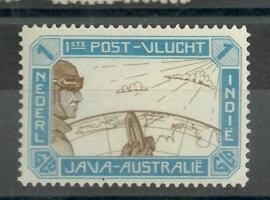 Nederlands Indië Luchtpost 13 Postfris (5)
