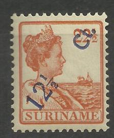 Suriname 115 Hulpuitgifte Postfris (3)